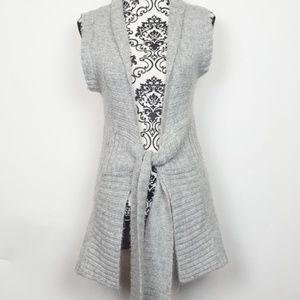 BKE Mohair Cardigan Sweater Coat